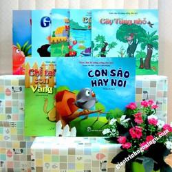 Bộ sách Giáo dục kĩ năng sống cho trẻ - Trọn bộ 7 cuốn