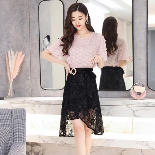 S60350 -Set áo và chân váy ren kiểu Hàn Quốc - giá 670k - 5797297 , 9825869 , 15_9825869 , 770000 , S60350-Set-ao-va-chan-vay-ren-kieu-Han-Quoc-gia-670k-15_9825869 , sendo.vn , S60350 -Set áo và chân váy ren kiểu Hàn Quốc - giá 670k