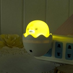 Đèn Ngủ Quả Trứng Tự Động Sáng Khi Trời Tối