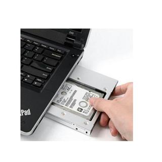 ổ cứng cho Laptop Caddy Bay SATA 3.0 9.5mm - K46 thumbnail