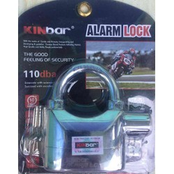 Khóa báo động chống trộm Kinbar Alarm lock - Có tem Bộ Công An