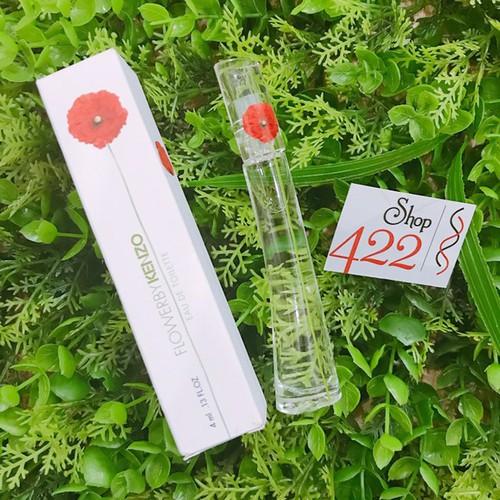Nước hoa mini nữ Kenzo Flower EDT 4ml
