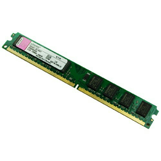 Ram PC 2G DDR 2 Buss 800 - hàng nhập khẩu, bảo hành 12 tháng - R195 thumbnail