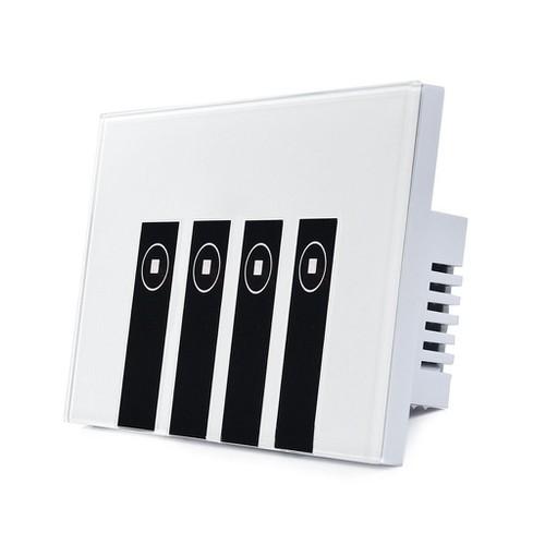 Công tắc wifi điều khiển từ xa 4 kênh thông minh kết hợp màn hình cảm ứng 4 nút phím piano - 5801133 , 9833009 , 15_9833009 , 499000 , Cong-tac-wifi-dieu-khien-tu-xa-4-kenh-thong-minh-ket-hop-man-hinh-cam-ung-4-nut-phim-piano-15_9833009 , sendo.vn , Công tắc wifi điều khiển từ xa 4 kênh thông minh kết hợp màn hình cảm ứng 4 nút phím piano