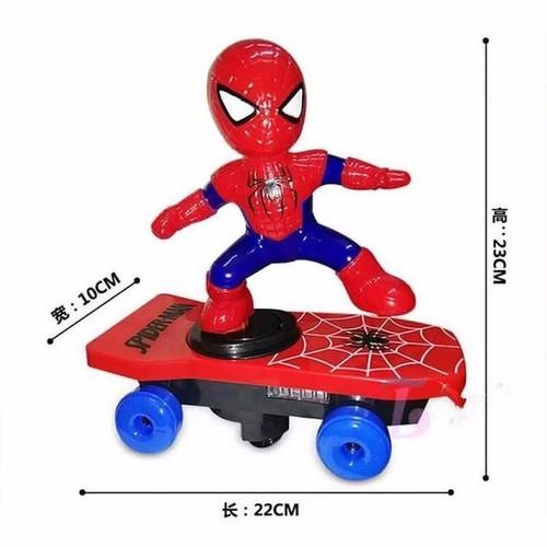 bộ đồ chơi người nhện trượt ván có nhạc - 5796793 , 9825035 , 15_9825035 , 150000 , bo-do-choi-nguoi-nhen-truot-van-co-nhac-15_9825035 , sendo.vn , bộ đồ chơi người nhện trượt ván có nhạc