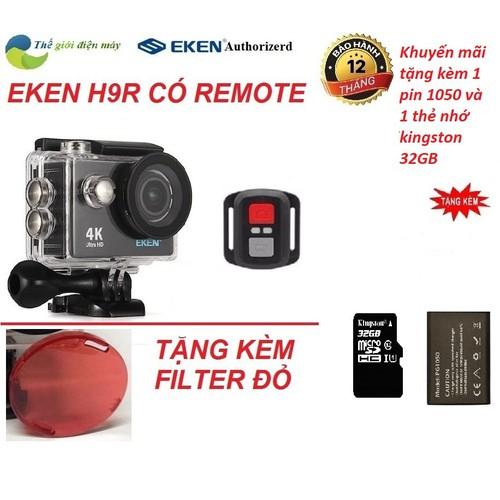 Camera hành trình Eken H9R  version 7.0 tặng 1 pin 1050 1 thẻ nhớ 32GB - 11105771 , 9826609 , 15_9826609 , 1692000 , Camera-hanh-trinh-Eken-H9R-version-7.0-tang-1-pin-1050-1-the-nho-32GB-15_9826609 , sendo.vn , Camera hành trình Eken H9R  version 7.0 tặng 1 pin 1050 1 thẻ nhớ 32GB