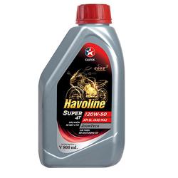 NHỚT CALTEX HAVOLINE 4T 20W50 0,8 LÍT GIÁ SỈ