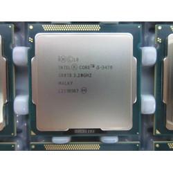 CPU Core i5 3470 3.2 Socket 1155 Thế hệ 3