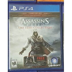 Đĩa game PS4 Assassin Creed The Ezio Collection - US