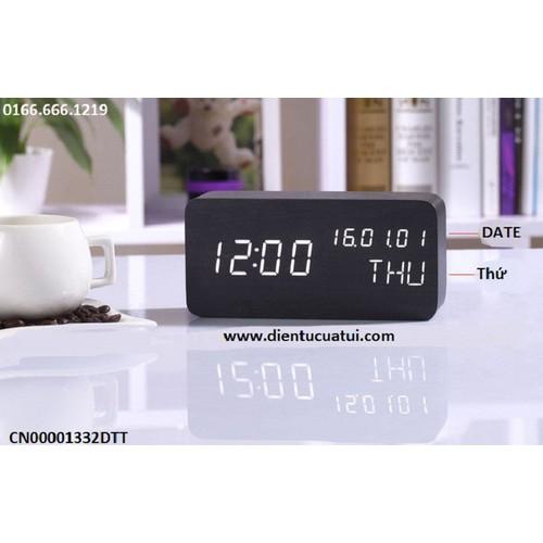 Đồng hồ để bàn led điện tử báo thức thông minh - 5795665 , 9822945 , 15_9822945 , 599000 , Dong-ho-de-ban-led-dien-tu-bao-thuc-thong-minh-15_9822945 , sendo.vn , Đồng hồ để bàn led điện tử báo thức thông minh