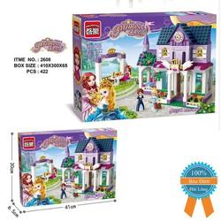 Xếp hình lego, lâu đài vui vẻ - Enlighten 2608