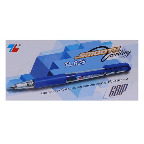 Bút bi Thiên Long TL025 - Grip hộp 20