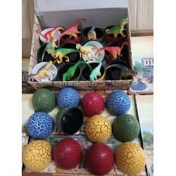 Hộp trứng khủng Long 12 quả