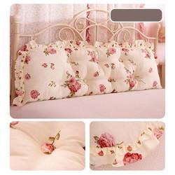Gối tựa đầu giường Hàn quốc cao cấp cho giường 1m6