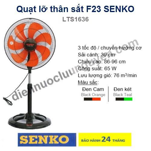 Quạt Lỡ Senko LTS1636 F23 - 5806473 , 9842276 , 15_9842276 , 320000 , Quat-Lo-Senko-LTS1636-F23-15_9842276 , sendo.vn , Quạt Lỡ Senko LTS1636 F23