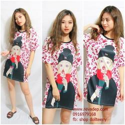 Váy dễ thương V3066