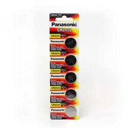 Pin CR2032 Panasonic Lithium 3V