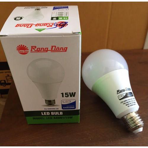 Bóng đèn led tròn Rạng Đông 15W ánh sáng Trắng hoặc Vàng - 5025301 , 9841072 , 15_9841072 , 50000 , Bong-den-led-tron-Rang-Dong-15W-anh-sang-Trang-hoac-Vang-15_9841072 , sendo.vn , Bóng đèn led tròn Rạng Đông 15W ánh sáng Trắng hoặc Vàng