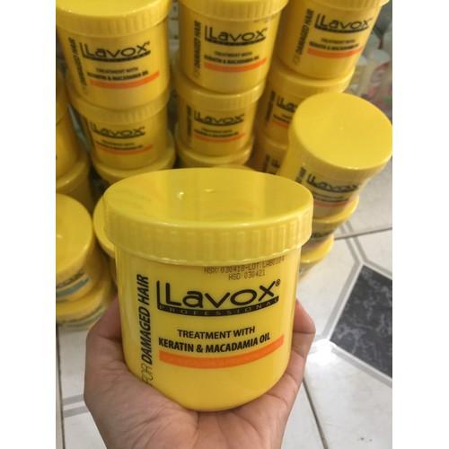 Hấp dầu lavox dành cho tóc bị hư tổn 500ml - 4317970 , 10515228 , 15_10515228 , 90000 , Hap-dau-lavox-danh-cho-toc-bi-hu-ton-500ml-15_10515228 , sendo.vn , Hấp dầu lavox dành cho tóc bị hư tổn 500ml