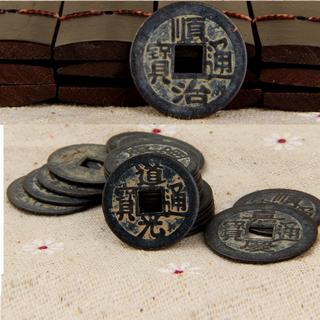 Combo 8 Đồng xu phong thủy - ĐX01 thumbnail