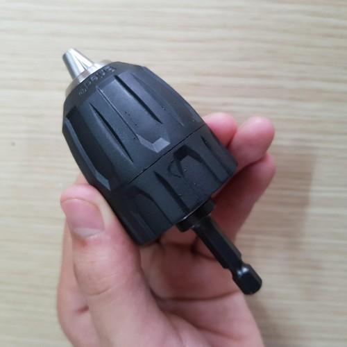 Bộ chuyển đổi đầu cặp mũi khoan 10 ly cho khoan chuôi lục giác 6.35mm - 5805966 , 9841864 , 15_9841864 , 130000 , Bo-chuyen-doi-dau-cap-mui-khoan-10-ly-cho-khoan-chuoi-luc-giac-6.35mm-15_9841864 , sendo.vn , Bộ chuyển đổi đầu cặp mũi khoan 10 ly cho khoan chuôi lục giác 6.35mm