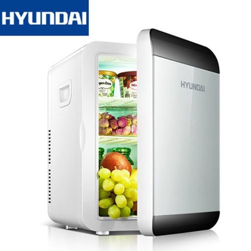 Tủ lạnh mini Hyundai 13L - tủ lạnh mini cao cấp tiện dụng - tủ lạnh