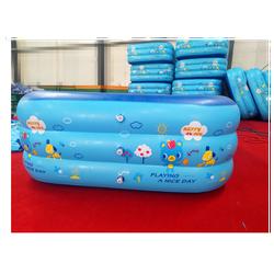 bể bơi cho bé dài 150cm rộng 110 cm cao 50cm tặng bơm tay chuyên dụng