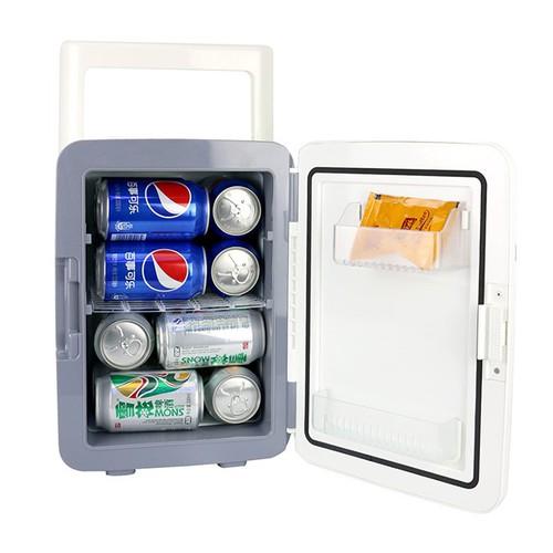 Tủ lạnh mini ABS xách tay 10L 12v và 220v - 4204901 , 10368278 , 15_10368278 , 1950000 , Tu-lanh-mini-ABS-xach-tay-10L-12v-va-220v-15_10368278 , sendo.vn , Tủ lạnh mini ABS xách tay 10L 12v và 220v