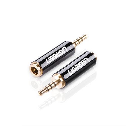 Đầu chuyển Audio 2.5mm sang 3.5mm Ugreen 20501 cao cấp