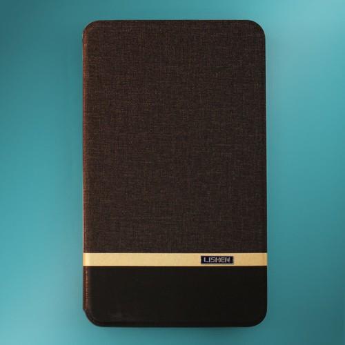 Bao da Galaxy Tab A 8.0 2017 T380 Lishen đen