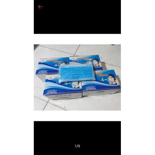 khẩu trang y tế FAMAPRO 4 Lớp hộp 50 cái - 5819667 , 9864511 , 15_9864511 , 25000 , khau-trang-y-te-FAMAPRO-4-Lop-hop-50-cai-15_9864511 , sendo.vn , khẩu trang y tế FAMAPRO 4 Lớp hộp 50 cái