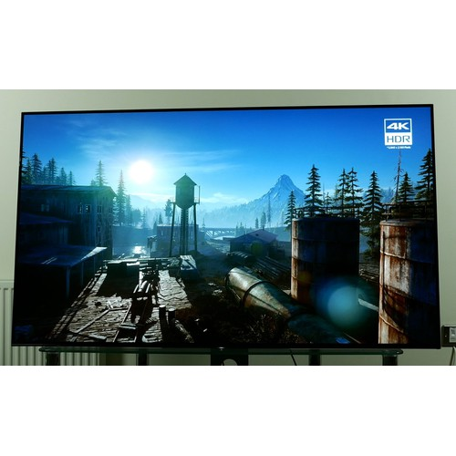 Tivi Smart OLED Sony 65 Inch  65A1 model 2017