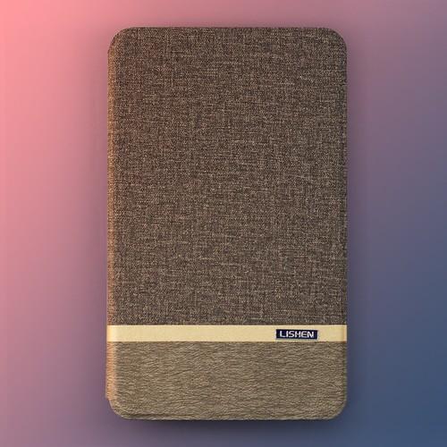 Bao da Galaxy Tab A6 7.0 2016 T280 Lishen xám