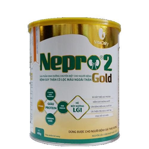 Sữa Nepro 2 Gold 400g - 4443232 , 9854270 , 15_9854270 , 235000 , Sua-Nepro-2-Gold-400g-15_9854270 , sendo.vn , Sữa Nepro 2 Gold 400g
