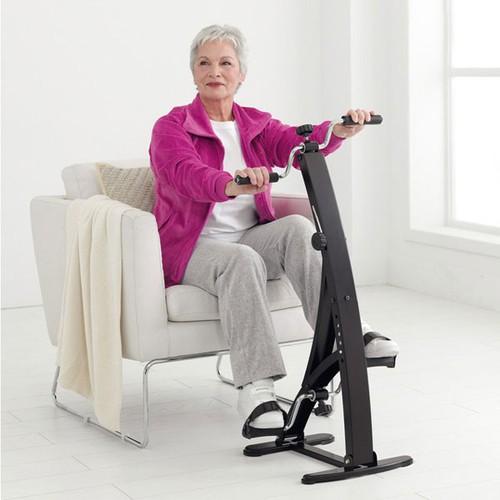 Xe đạp tập thể dục Dual Bike dành cho người già