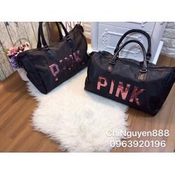 Túi Du lịch Pink, phong cách trẻ trung sành điệu