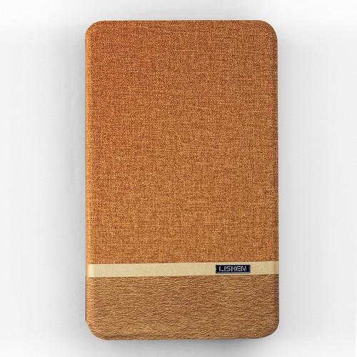 Bao da Galaxy Tab A6 7.0 2016 T280 Lishen vàng