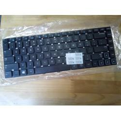 Bàn phím Keyboard Samsung 300E4 chất lượng cao, ship hàng toàn quốc.