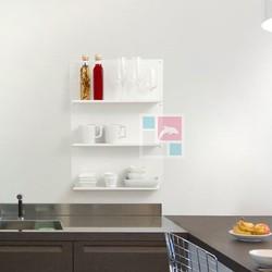 Kệ nhà bếp Smlife chữ L45 - Set 2