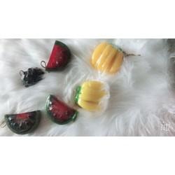 Xà phòng trái cây trắng da thailand