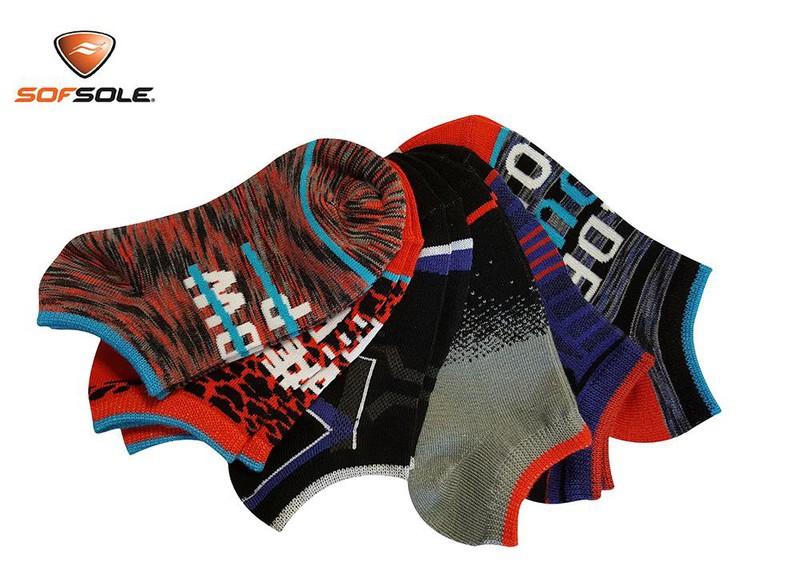 Combo 6 đôi vớ sợi cao cấp USA họa hình cho bé All Sport Kids Sofsole.jpg