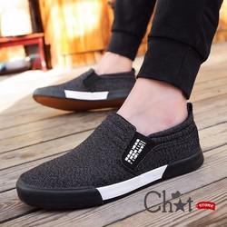 Giày Lười, Giày Mọi Nam Phong Cách