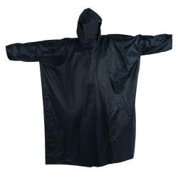 Áo mưa cánh dơi xẻ tà vải dù siêu bền