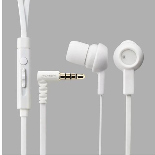 Tai nghe In-ear ELECOM EHP-CS3520M Trắng - Hãng phân phối chính thức