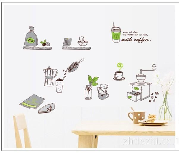 Decal cối say cà phê 3