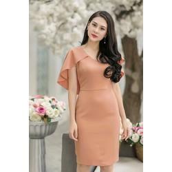 Đầm công sở body áo choàng - Size M, L, XL