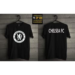 Áo bóng đá Chelsea Fc 1 - - Hình in bền vĩnh viễn, cotton xuất khẩu