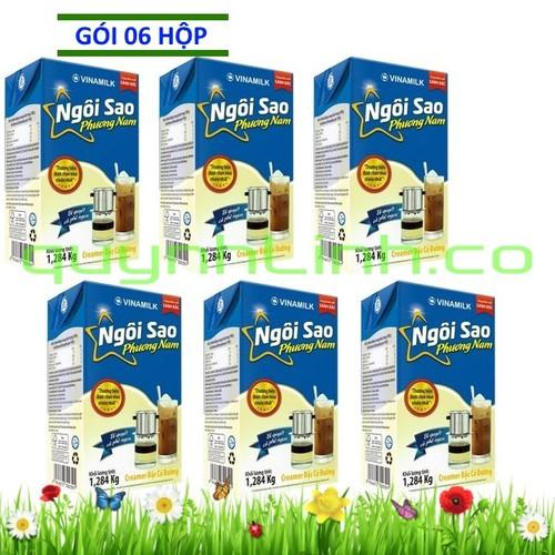 Sáu hộp Sữa đặc Ngôi Sao Phương Nam xanh biển x1284gram - 4443133 , 9853958 , 15_9853958 , 272000 , Sau-hop-Sua-dac-Ngoi-Sao-Phuong-Nam-xanh-bien-x1284gram-15_9853958 , sendo.vn , Sáu hộp Sữa đặc Ngôi Sao Phương Nam xanh biển x1284gram