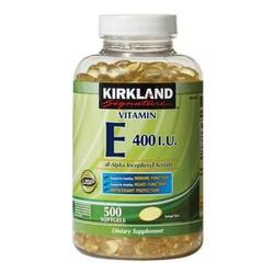 Viên Kirkland Signature Vitamin E 400 IU