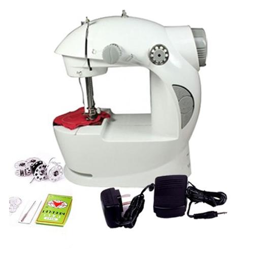 Máy may mini Sewing Machine 2 tốc độ chính hãng